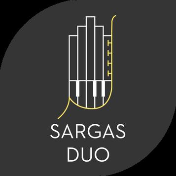 Logo Cecilia Sargas duo