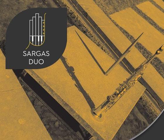 sargas duo sax organ